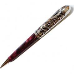 Mécanisme stylo à bille Gothique Rhodium