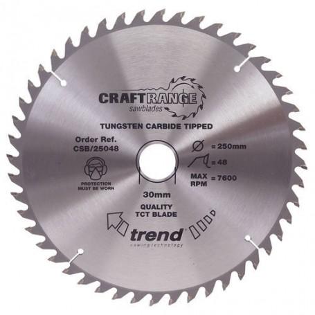 Lame de scie circulaire 184mm x Z 40 x 30mm