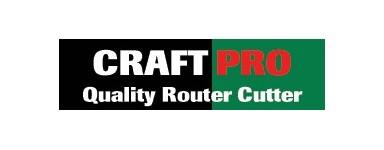 Fraises gamme Craft Pro