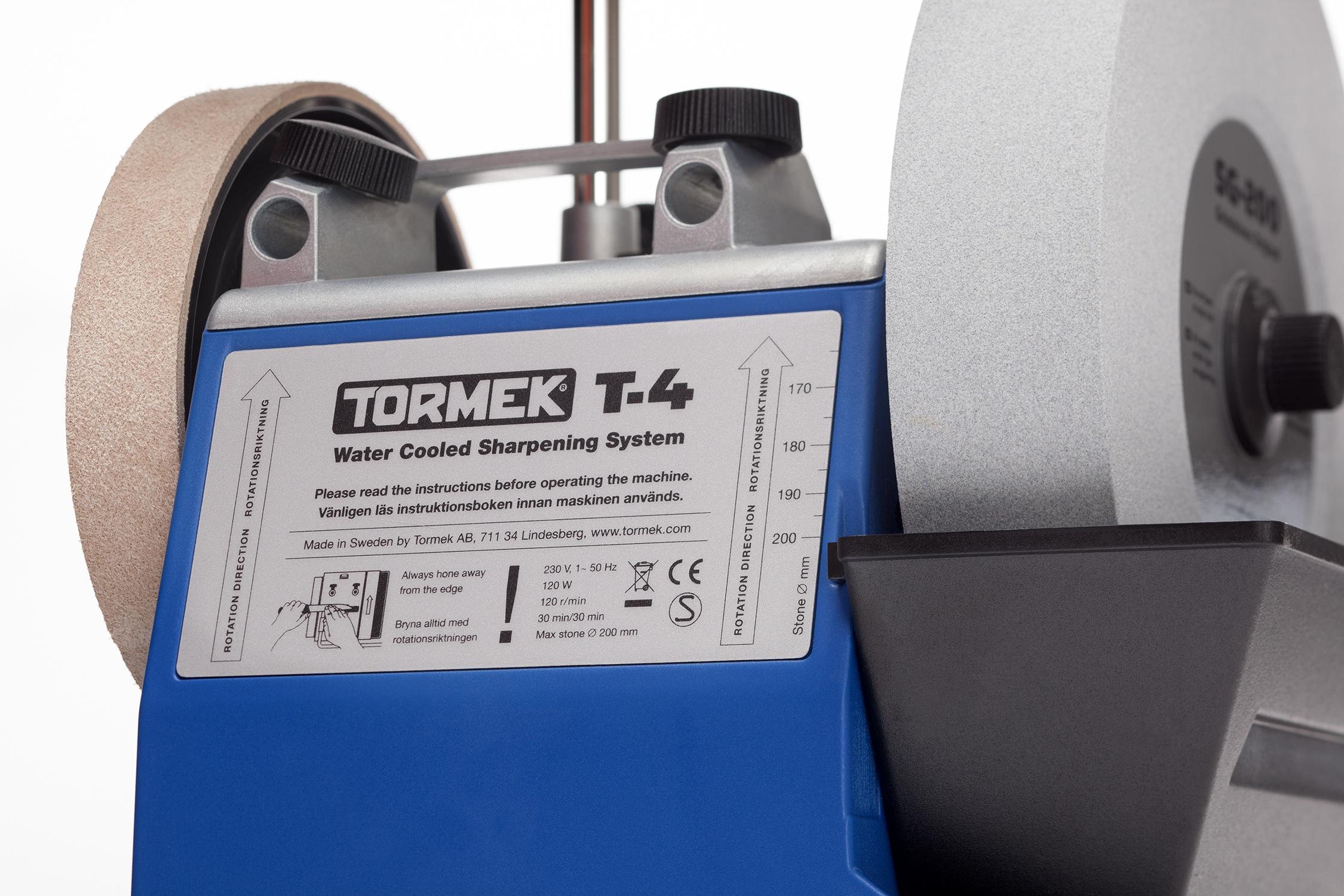 Tormek T-4 detail 4a